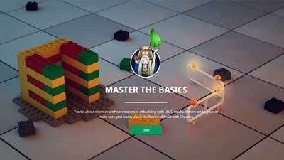 Build Academy akan mengubah Anda menjadi master lego builder di Chrome