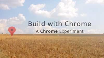 Lego dan Google: Build with Chrome