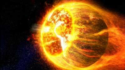 Bumi Ditelan Matahari