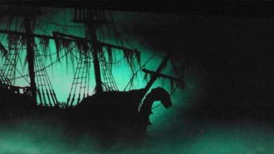Caleuche merupakan kisah mengenai kapal hantu dalam mitologi Chilota yang sering muncul dekat pulau Chiloe