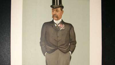 Sir Frederick Carne Rasch dianggap memiliki doppelganger yang dilihat oleh teman parlemennya