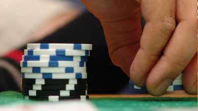 Richard Marcus mengalahkan Casino dengan menumpuk chip yang berbeda