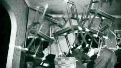 Poltergeist Thornton Health oleh hantu keluarga Chatterton