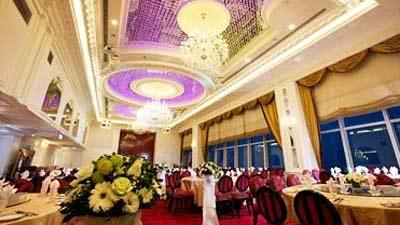 Ding Xian 101 adalah salah satu restoran paling tinggi dunia