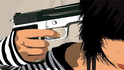 Ditembak di kepala ternyata bukan cara mati yang bukan tanpa rasa sakit