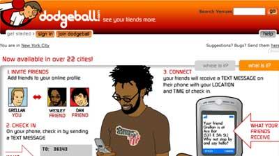 Dodgeball adalah salah satu produk Google yang gagal dan ditinggalkan
