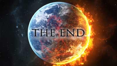 Akhir Alam Semesta