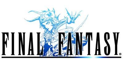 Final Fantasy I Logo Title