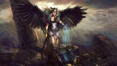 Freyja atau Freya adalah Ratu Valkyrie yang melambangkan cinta, kecantikan, dan nafsu