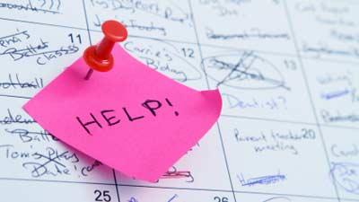 Jadwal yang berantakan dapat mengancam meeting dan menggunakan tools adalah cara yang baik