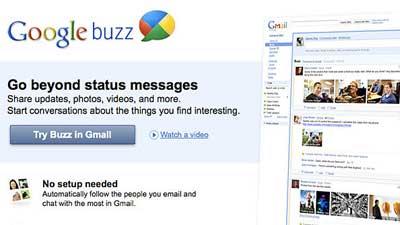 Google Buzz adalah salah satu produk Google yang gagal dan ditinggalkan