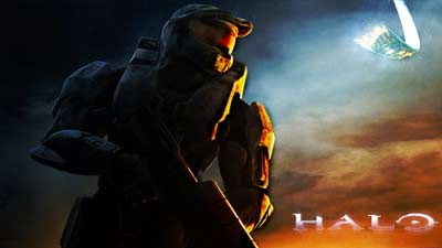 Halo Title Cover Character