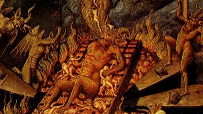 Wetti mengatakan bahwa neraka adalah tempat yang sangat mengerikan dan penuh dengan seksualitas