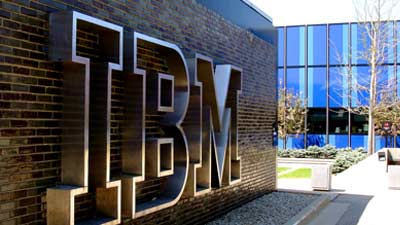 IBM Logo HQ