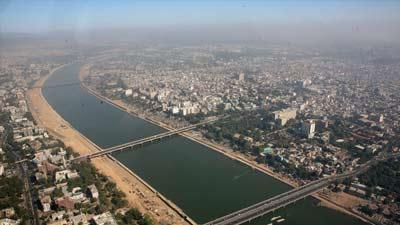 India masuk dalam daftar teratas negara dengan polusi tertinggi
