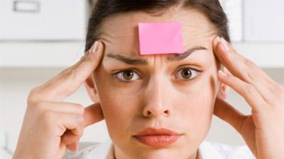 Mengapa ingatan Anda buruk? Inilah alasannya