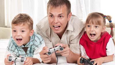 Seiring perkembangan zaman, game akan lebih berfokuskan interaksi sosial