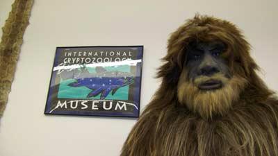 International Cryptozoology Museum adalah museum untuk para penggemar mahluk misterius