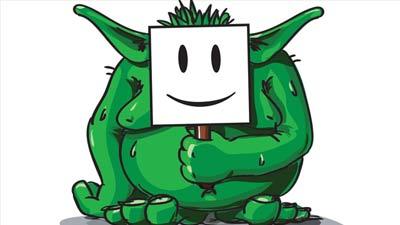 Internet troll dan flamers adalah salah satu bukti manusia terlahir jahat