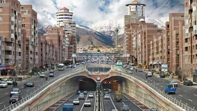 Iran adalah salah satu negara dengan polusi tertinggi di dunia