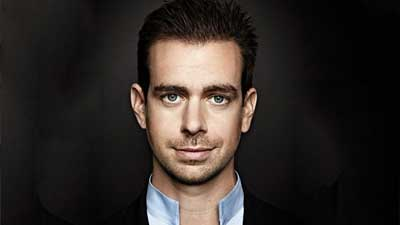 Jack Dorsey, CEO Twitter and Square
