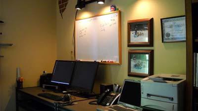 Kantor yang memiliki cahaya sedang dapat membuat pekerja lebih kreatif