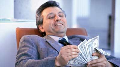 Menjadi kaya membuat Anda berpikira orang lain di dunia inferior dibandingkan Anda
