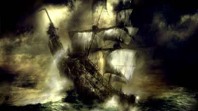 Kapal Lady Lovibond merupakan salah satu misteri kapal hantu paling terkenal di dunia