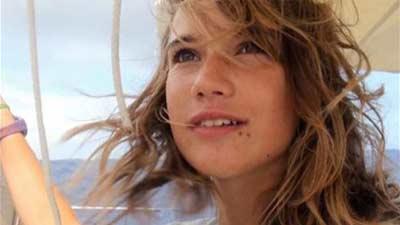 Laura Dekker, gadis remaja termuda yang mengelilingi dunia sendirian