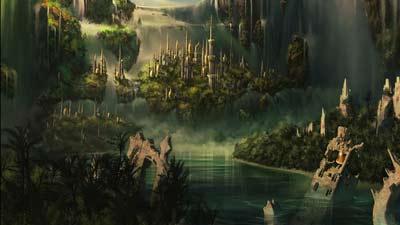 Mu atau Lemuria adalah salah satu kota hilang paling dikenal di dunia