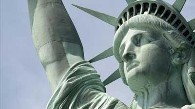 Patung Liberti adalah hadiah natal terbesar sepanjang sejarah