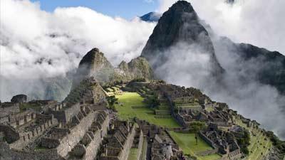 Kota hilang machu picchu adalah salah satu kota hilang paling terkenal di dunia