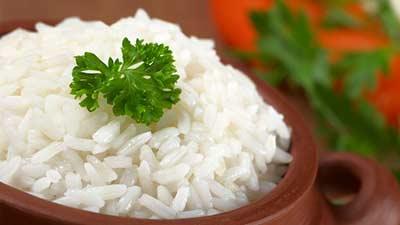 Aktivitas sehari-hari seperti makan nasi putih ternyata dapat berbahaya bagi kesehatan Anda
