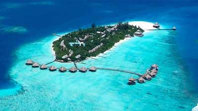 The Maldives adalah salah satu tempat terindah di dunia yang terancam punah