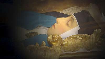 Maria de Jesus de Agreda mengaku memang memiliki kemampuan mengendalikan doppelganger