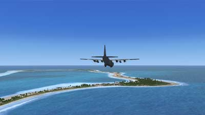 Marshall Island adalah salah satu negara terkecil di dunia yang terdiri dari 33 pulau