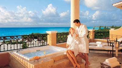 Mexico Honeymoon Scene