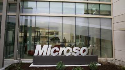 Microsoft Logo HQ