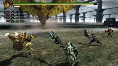 Monster Hunter Multiplayer