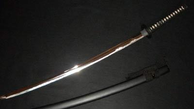 Muramasa Cursed Sword