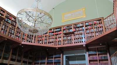 National Libary of Russia adalah salah satu perpustakaan terbesar di dunia