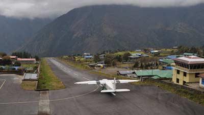 Nepal Tenzing Hillary Airport