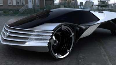 Mobil bertenaga nuklir adala transportasi modern dan masa depan yang hanya perlu diisi 1 kali