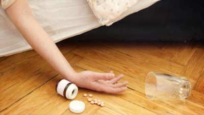 Overdosis obat tidur dapat berakhir dengan kematian yang menyakitkan