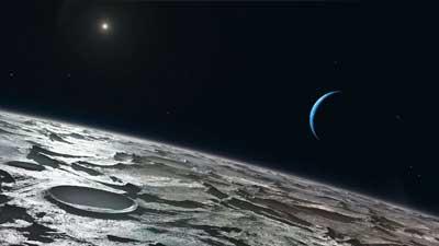 Neptunus adalah salah satu paling mengerikan di tata surya karena anginnya yang kencang