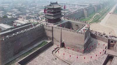 Kota Bertembok Pingyao di Cina adalah kota yang memiliki sejarah tembok yang luar biasa