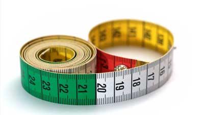 Smartphone juga dapat menggantikan pita pengukur dan melakukan pengukuran eksak