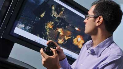 Playing Game Make Bigger Brain