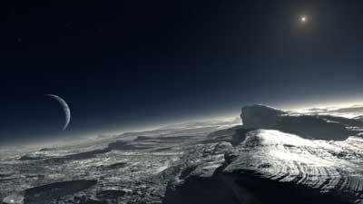 Pluto sebagai planet kecil dan bukan planet ke-9 tetap menjadikan Pluto planet paling dingin dan mengerikan