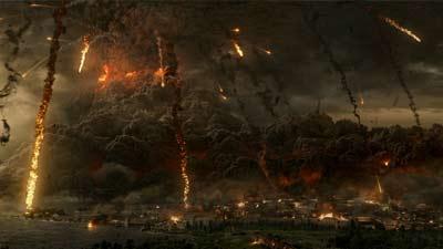 Pompeii adalah salah satu kota makmur Italia yang berhenti waktunya karena letusan gunung berapi